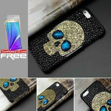 Crystal Skull Skeleton Hard Silicone Phone Case For iPhone 4 5 5s 6 6s Plus SE