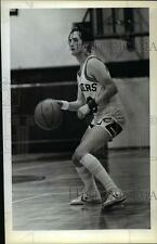 1979 Press Photo Darren Slusher of the Estacada High School basketball team