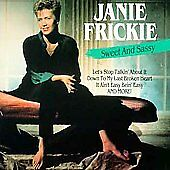 Janie Fricke-  Sweet and Sassy.....new cassette!