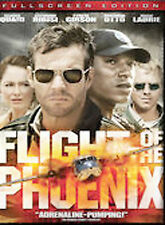 Flight of the Phoenix (DVD, 2005, English Full Screen Version)
