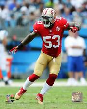 NaVorro Bowman San Francisco 49ers 2016 NFL Action Photo TI235 (Select Size)