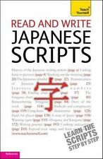 NEW Read and Write Japanese Scripts: Teach Yourself by Helen Gilhooly Paperback