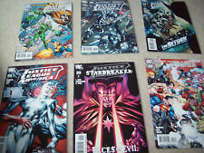 6 x Justice league of America comic issues 28 29 32 35 39 41 dc comics