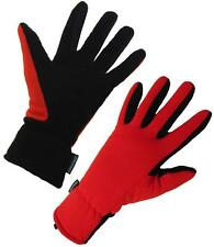 Adidas Climaheat Running Cycling Training Mens Fleece Thermal Warm Gloves RRP£25