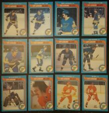 1979-80 OPC ST.LOUIS BLUES Select from LIST NHL HOCKEY CARDS O-PEE-CHEE