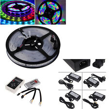 Magic Dream Color RGB LED Strip 5M 6803 IC 133 change+RF Controller+6A Power
