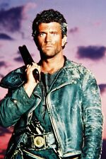 Mel Gibson Classic Gun Over Shoulder Mad Max Beyond Thunderdome 24X36 Poster