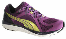 Puma Faas 600 S Womens Trainers Running Shoes Lace Up Mesh Purple 186734 01 D22
