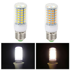 Warm White/White Light Lamp E27 110V/220V 20W 69X 5730 SMD LED Corn Bulb