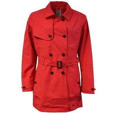 Timberland Rudston Watreproof Double Breasted Womens Trench Coat (4928J 930 R16)
