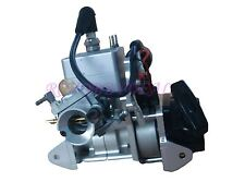 QJ 27.5cc Version Side Exhaust Marine Gas Engine for Racing Boat Square CNC