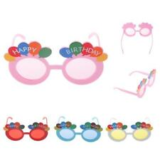 Funny Party Round Glasses Fancy Happy Birthday Party Novelty Beach Sunglasses
