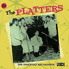 The Essential Recordings The Platters Audio CD