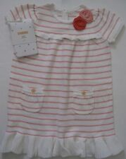 Gymboree Unicorn Garden Sweater Dress & Tights 5T New Flower Stripes White Nwt