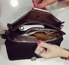 New Women Summer Crocodile Grain Handbag Envelope Bag Shoulder Bag Messenger Bag