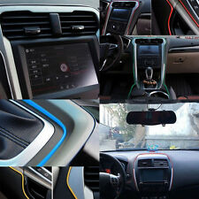 HOT!5M DIY Automobile Car Interior Exterior Moulding Trim Decorative Line Strip