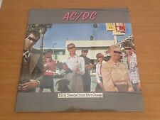 AC/DC Dirty Deeds Done Dirt Cheap SEALED Vinyl LP Free Ship