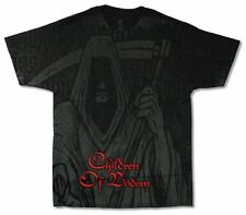 Children of Bodom Reaper All Over Print Adult T Shirt New Official