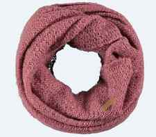 BARTS Magalie Col Girls Loop Scarf Dusty Pink new so cool Girl Rosa scarf