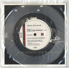 "Marc Almond Only The Moment - Clear Vinyl 7"" vinyl single record UK RC6210"