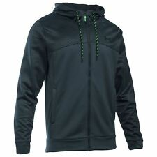 Under Armour Mens Storm Icon Full Zip Hoody Warm ColdGear Hooded Casual Top