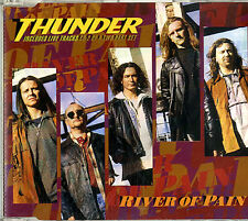Thunder River Of Pain - Part 1 & 2 UK 2-CD single (Double CD single) CDEM/S367