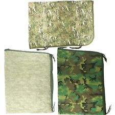 GOOD USGI Military Surplus Poncho Liner Woobie Blanket MultiCam Woodland Urban