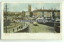 tp9307 - Bristol - Early View of St. Augustine's Bridge & Harbour - postcard