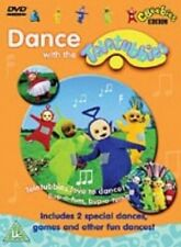 Teletubbies: Dance With the Teletubbies [DVD] [1997] - DVD  SVVG
