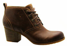 Timberland Earthkeepers EK Birchmont Lace Womens Boots Brown Leather 8628R D26