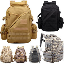 Tactical Molle Outdoor Assault Backpack Waterproof Military Durable Shoulder Bag