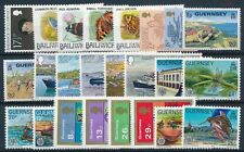 [31218] Guernsey Good lot of Very Fine MNH stamps