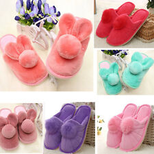 Winter Women Soft Plush Antiskid Indoor Home Warm Coral Velvet Slippers Lot