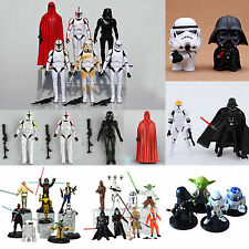 Star Wars The Force Awakens Darth Vader BB-8 R2D2 Stormtrooper Figures Movie Toy