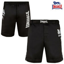 Lonsdale Shorts MMA Superfight Shorts Tracksuit bottoms Gym Fitness Boxing S-3XL