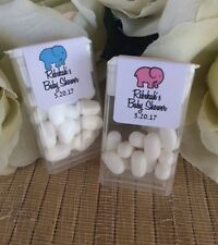 tic tac baby shower favors - elephant