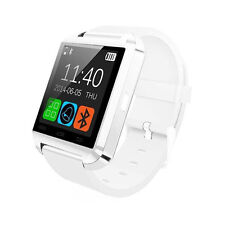 Black Red Or White Bluetooth Digital Smart Watch Andriod Phone Electronic Device