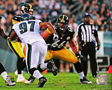 David DeCastro Pittsburgh Steelers NFL Action Photo QA214 (Select Size)