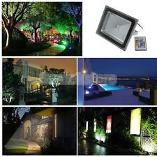 Various Emitting 10W-50W Floodlight Outdoor Lamp LED Flood Wash Light Spotlight