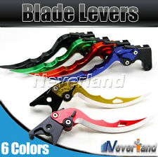 Blade Brake Clutch Levers for Yamaha FZ1 FZ6 FZ6R FZ8 FJR1300 XJR1300 VMAX MT-01