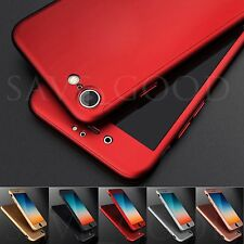 Luxury thin Shockproof Hard Back Case Cover for Apple iPhone 7 Plus 6 6S 5 5s SE