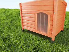 Trixie Pet Products Plastic Door for Peaked Roof Dog House