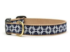 Dog Puppy Design Collar - Up Country - Made In USA - Gridlock - Choose Size