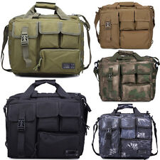 20-35L Tactical Military Molle Shoulder Bag Hand Carry Hiking Camping Laptop Bag