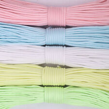 9Strand Core Luminous Glow in the Dark Paracord Parachute Rope Lanyard 50FT