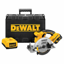 DEWALT 18V XRP Li-lon Circular Saw Kit DCS390L New