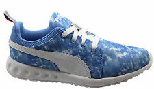 Puma Carson Runner Womens Trainers Running Shoes blue Lace Up 188449 01 D109
