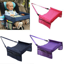 Waterproof Kid Snack Play Tray Stroller Board Table Toddler Safety Car Seat Tray