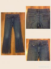 VGUC Old Navy Girl Boot Cut Jeans Denim Pants Size 10 Regular Length: 34 inches