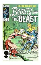 Beauty and the Beast #3 (Apr 1985, Marvel) - VF